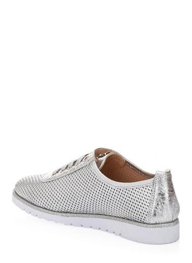 Pier Lucci Spor Ayakkabı Gümüş